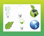 Ecology Icon Vectors