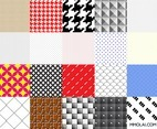 Vector Patterns Swatches