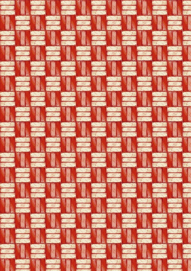 Red Brick Background Vector