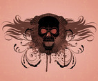 Skull Vector Graphics