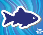 Fish Sticker Graphics