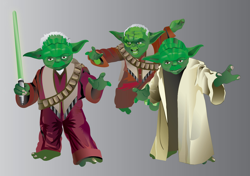 Star Wars Yoda. Register to comment. Free Vector Categories