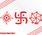 Indian Symbols Graphics