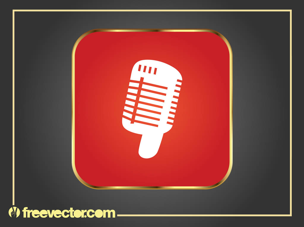 Microphone Icon Graphics