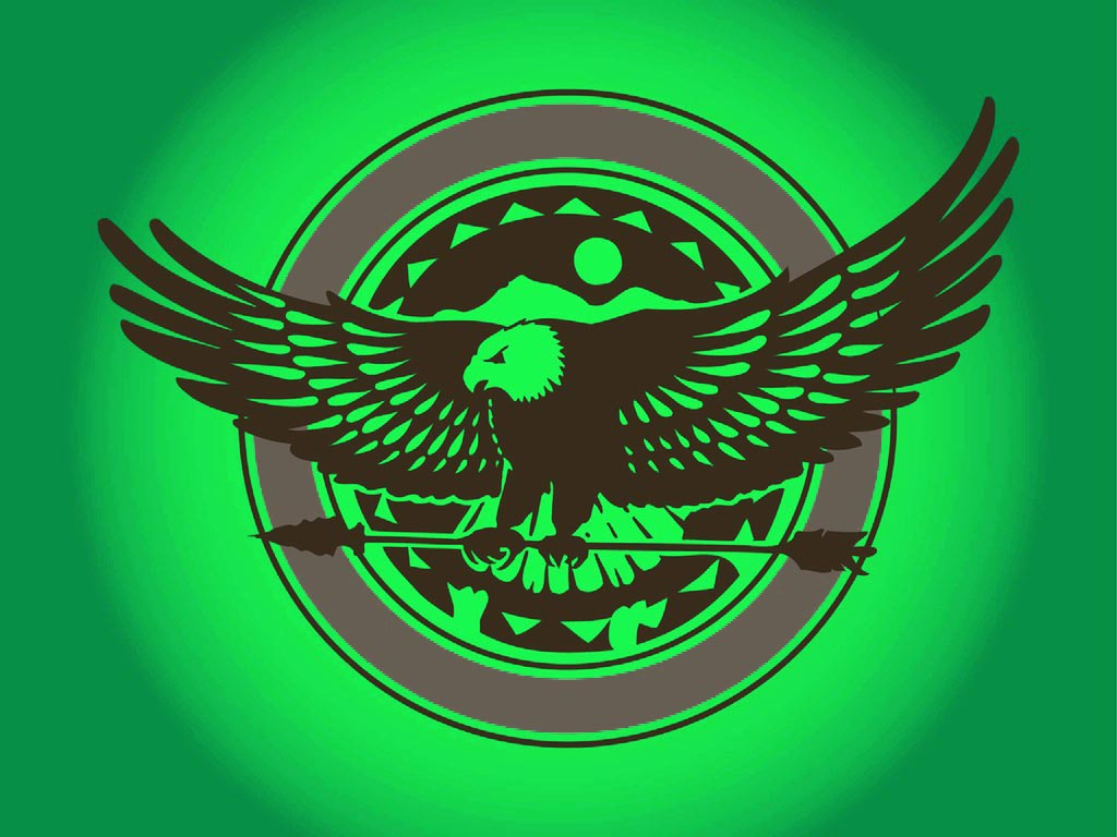Eagle Logo Vector Art & Graphics | freevector.com