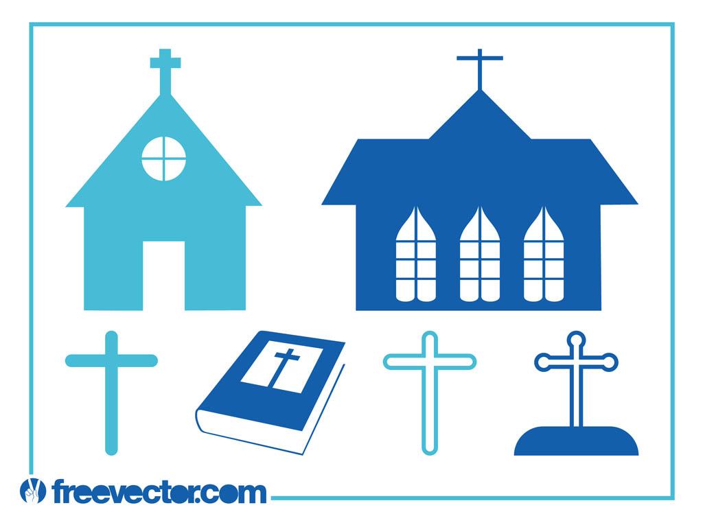 Christianity Graphics Set