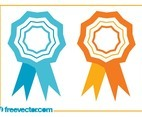 Ribbons Award Icons