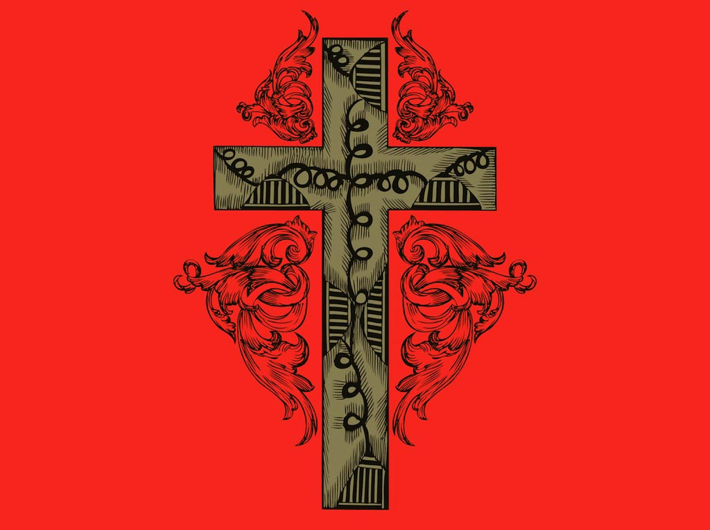 Ornamented Cross