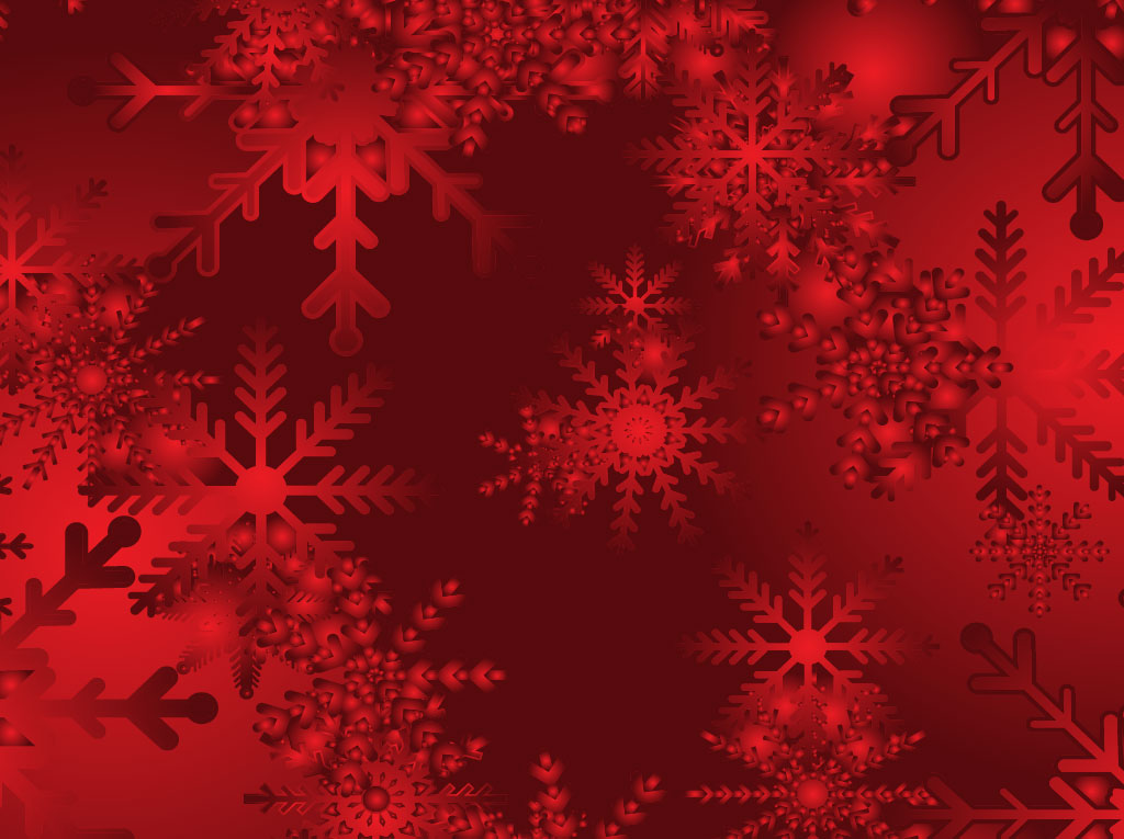 red snow christmas background - photo #5