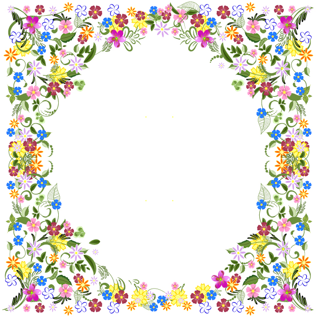 spring flower frame vector vector art   graphics free dragonfly clip art downloads free dragonfly clipart