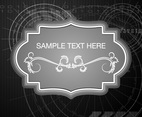 Vintage Technology Background Vector