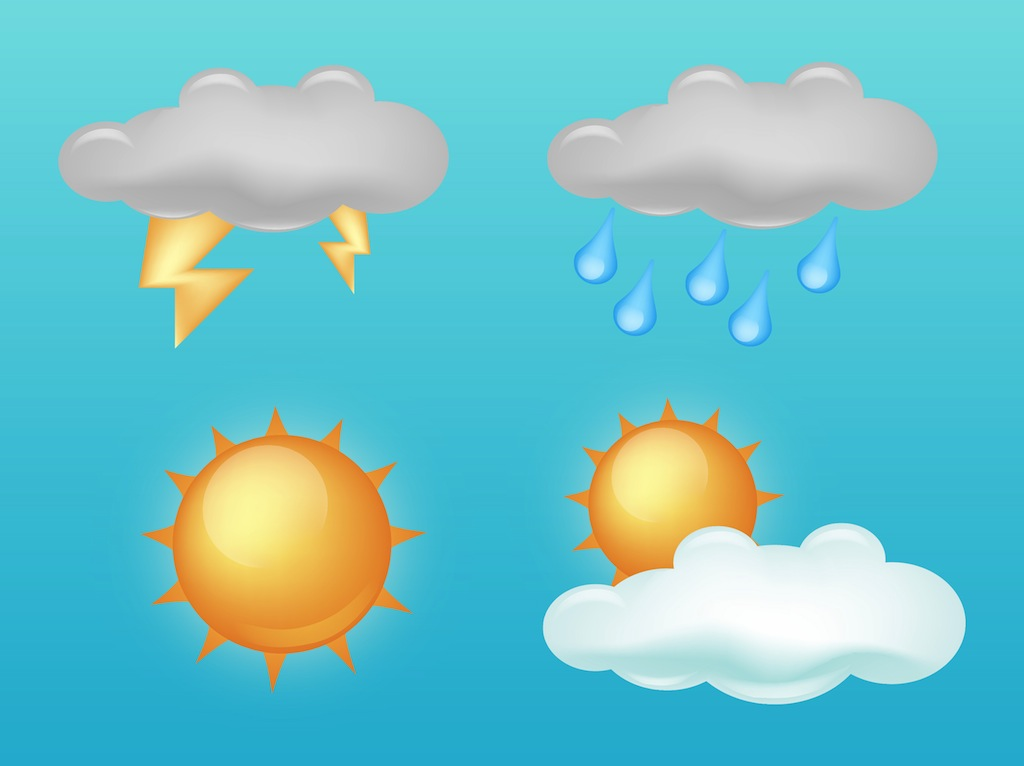 Weather Vector Icons