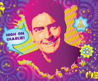 Charlie Sheen Drug Vector
