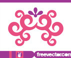 Pink Swirls Graphics