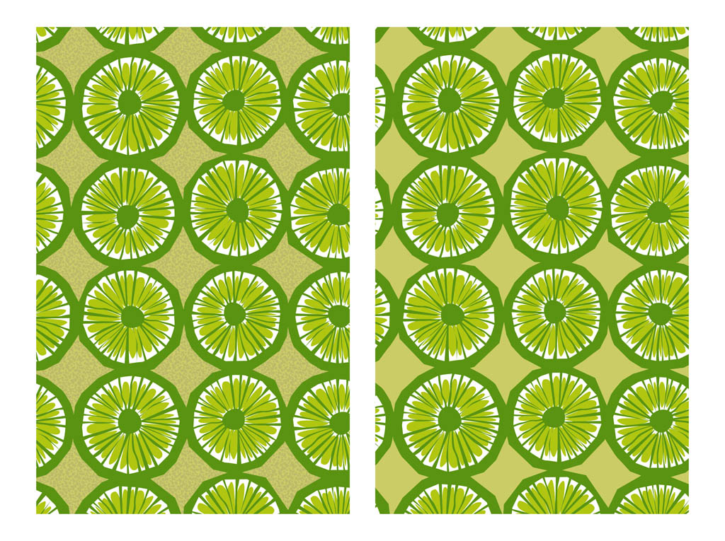 Lime Patterns
