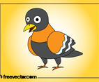 Cartoon Bird Graphics