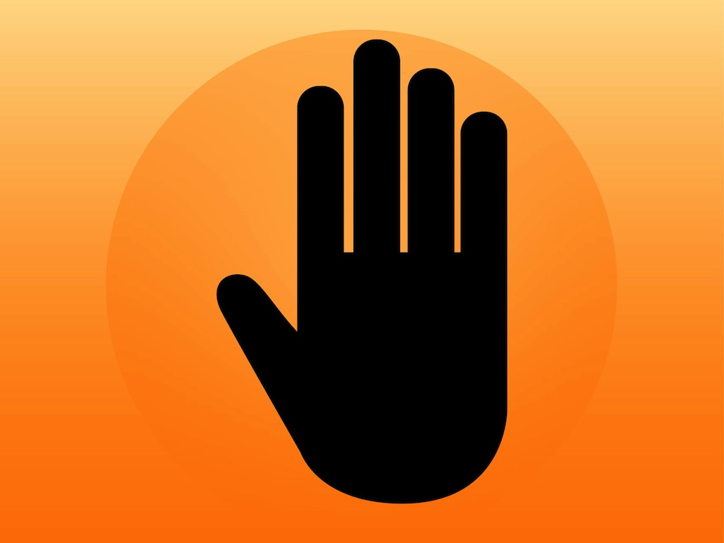 Hand Icon Vector Art amp Graphics freevectorcom