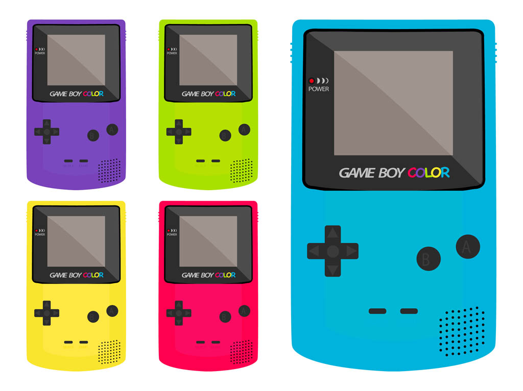 Game Boy Color For Gameboy Color