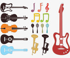 Musical Vector Graphics