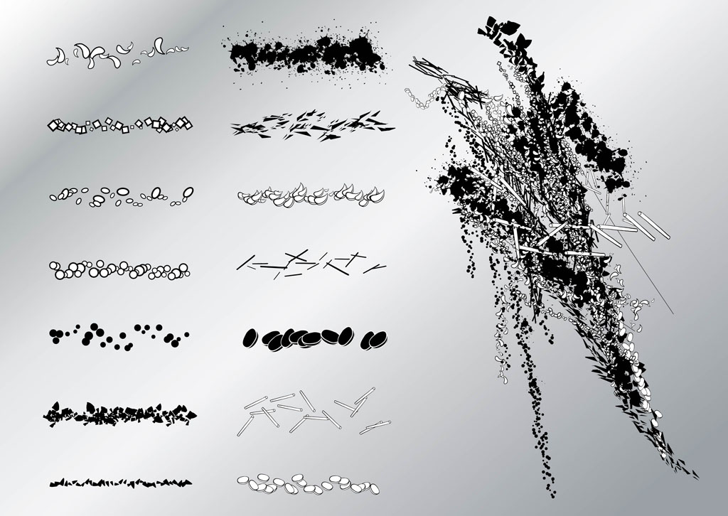 Vector Brushes Graphics
