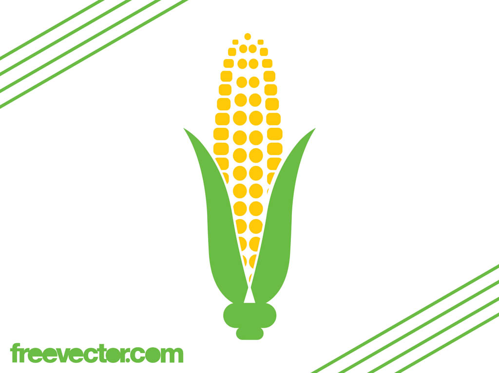 Corn On The Cob Icon