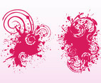 Splatter And Spirals