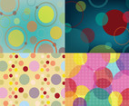 Vector Circles Backgrounds
