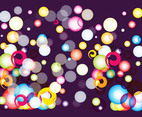 Colorful Bubbles Graphics