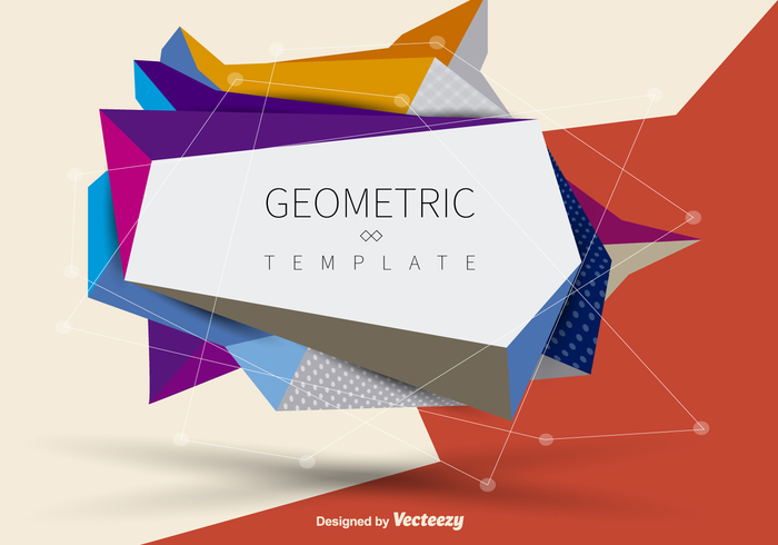 Geometric Template Free Vector