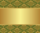 Free Golden Background Vector
