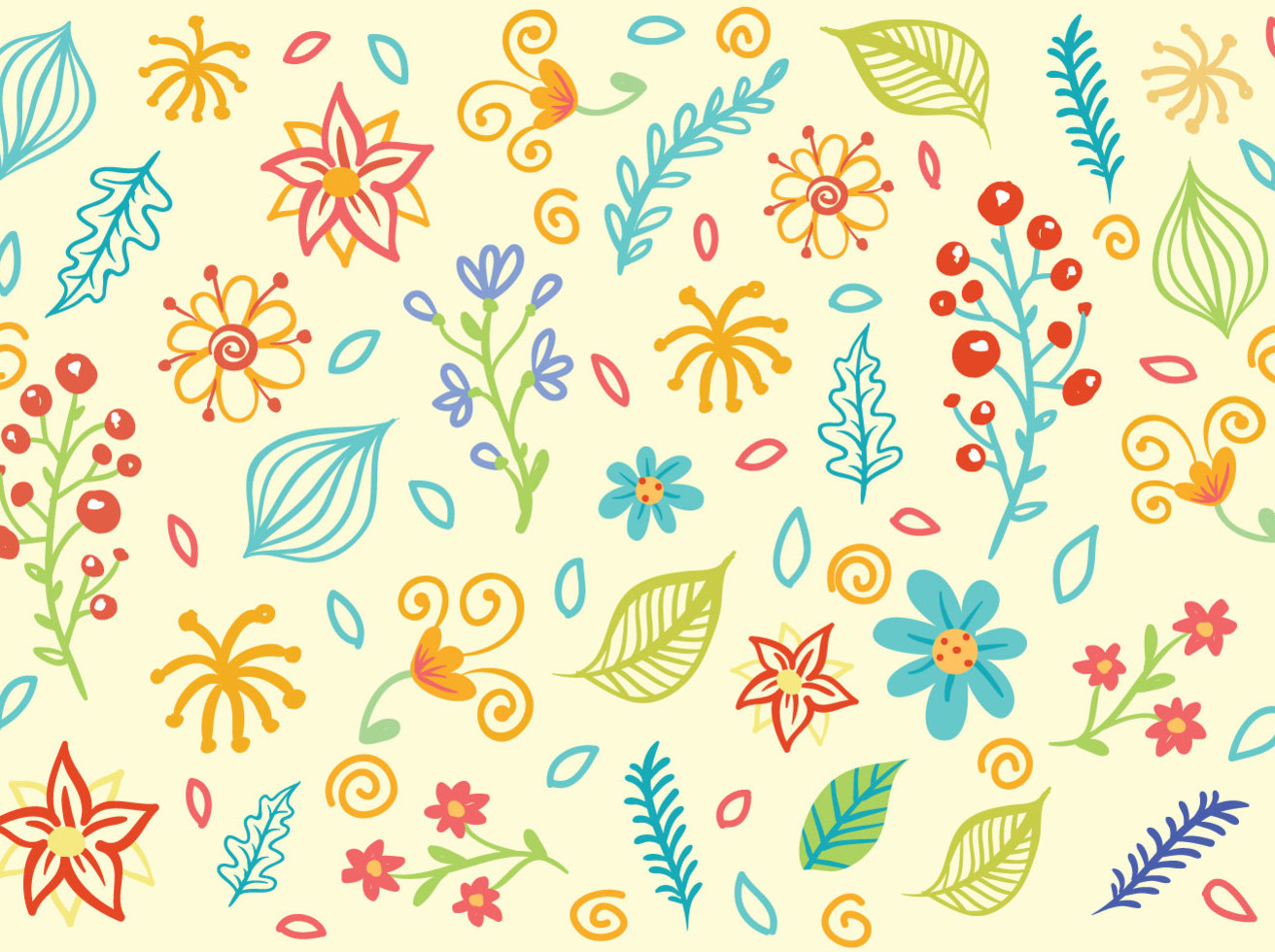 free floral background vectors vector art graphics