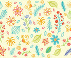 Free Floral Background Vectors