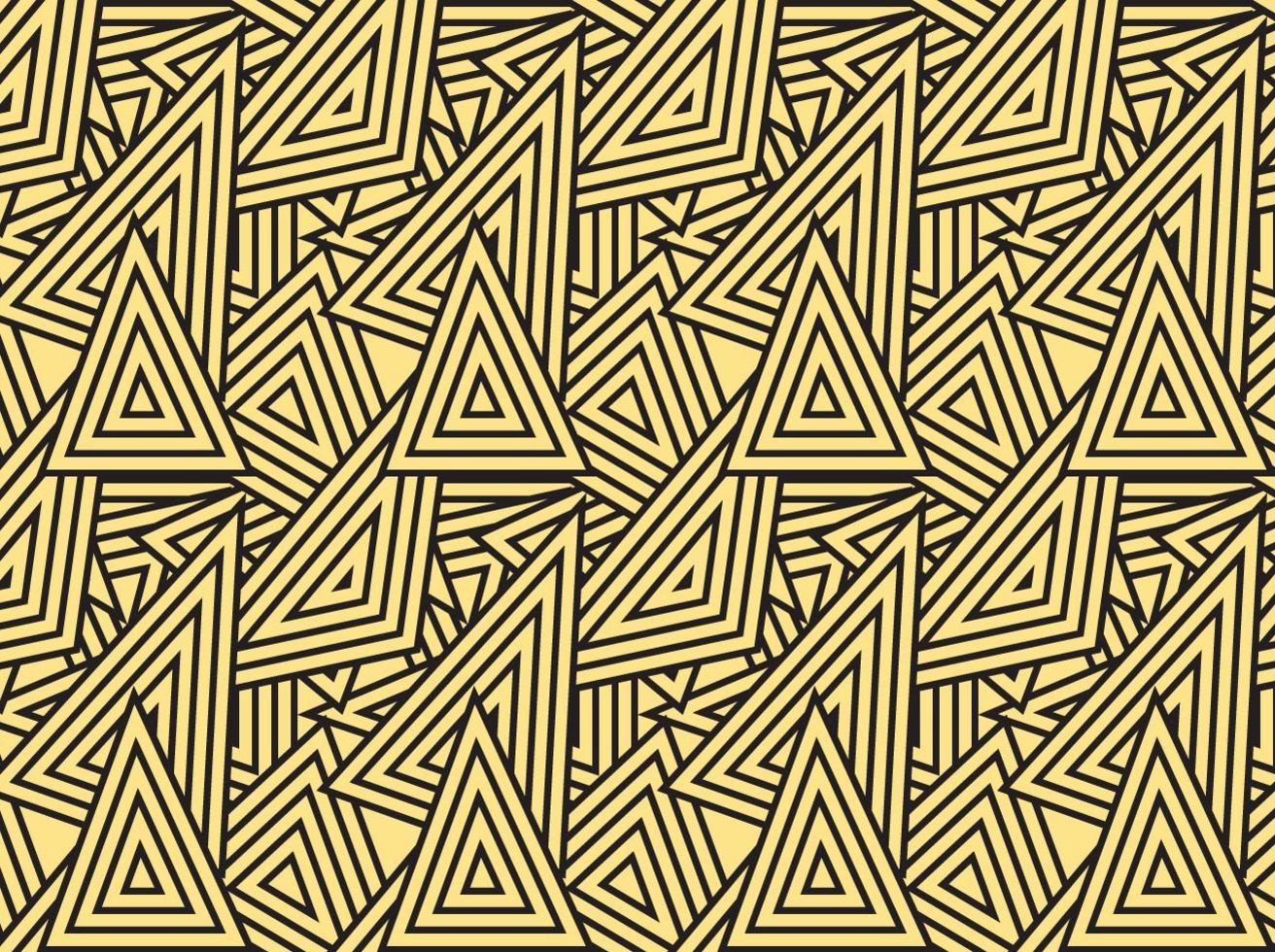 Free Abstract Geometric Pattern #2