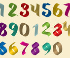 Ribbon Numbers
