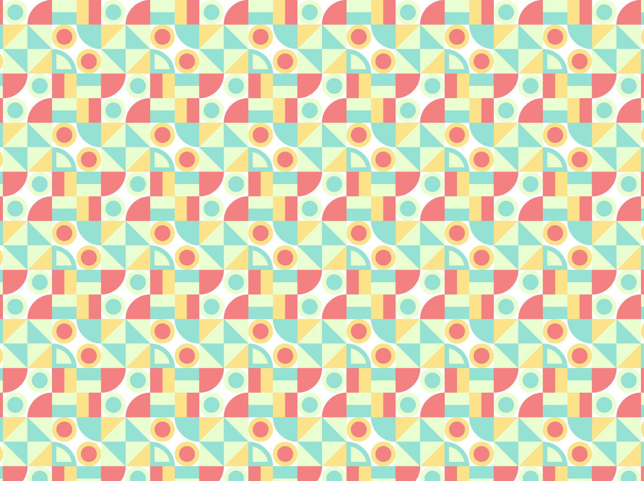Free Abstract Geometric Pattern #8