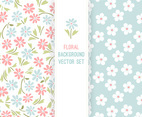 Free Vector Pastel Floral Background