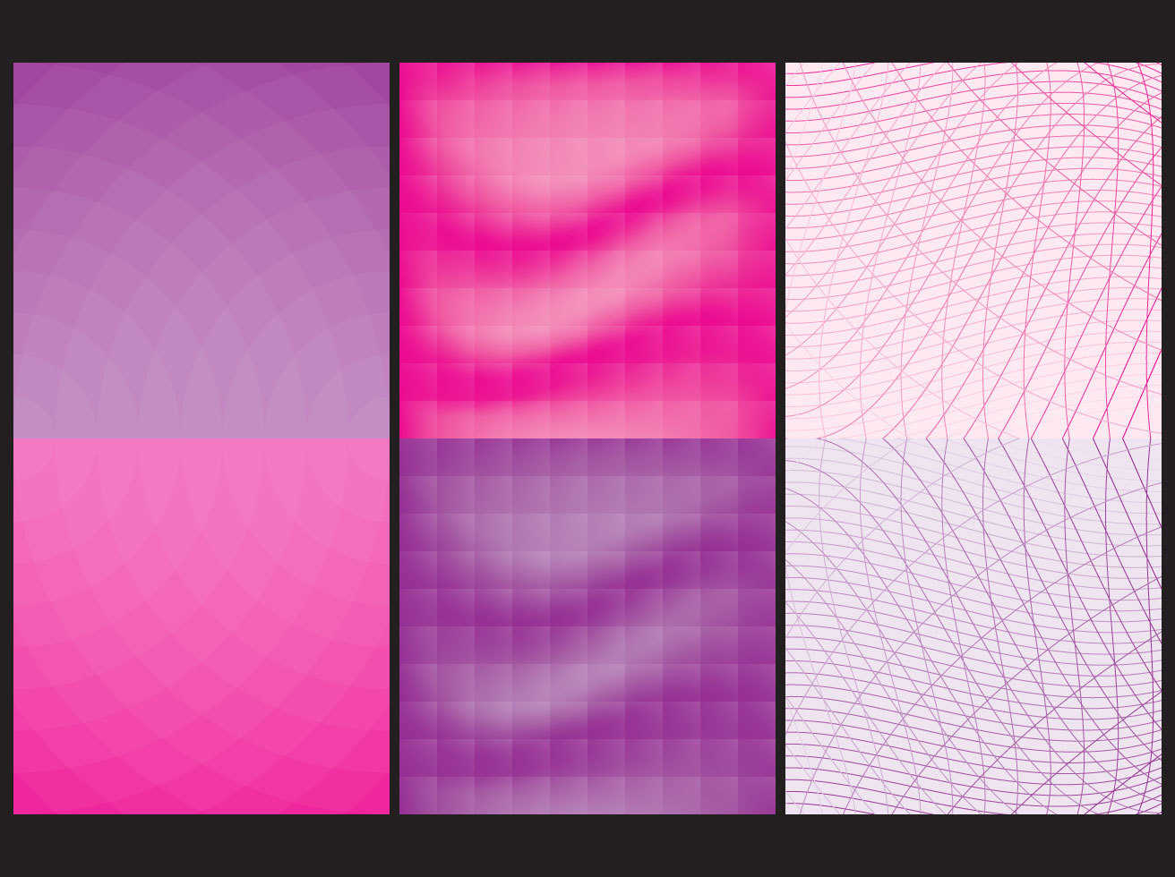 Pink And Violet Backgrounds