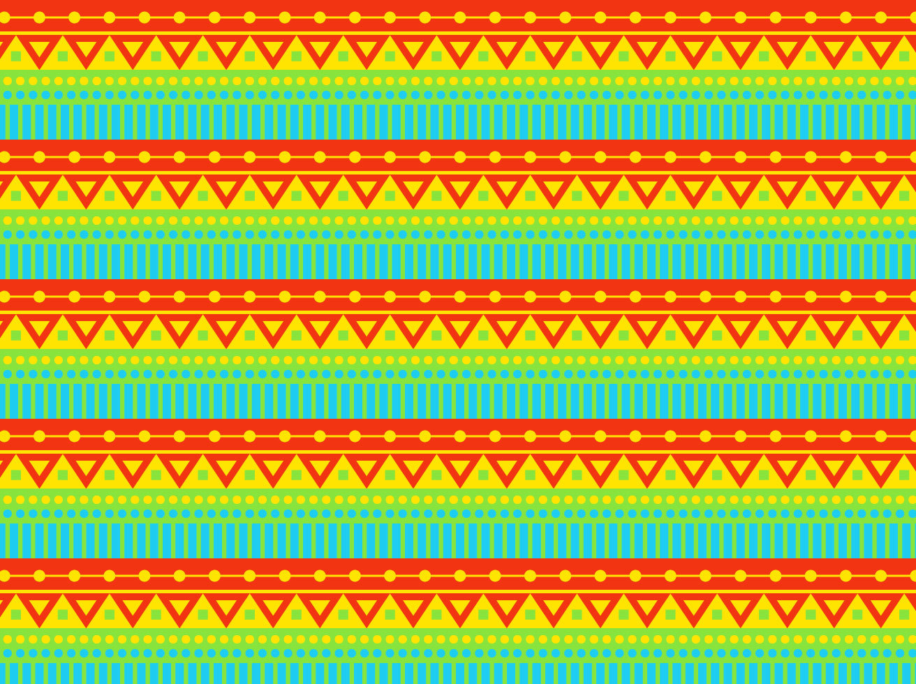 Free Striped Rainbow Background Vector