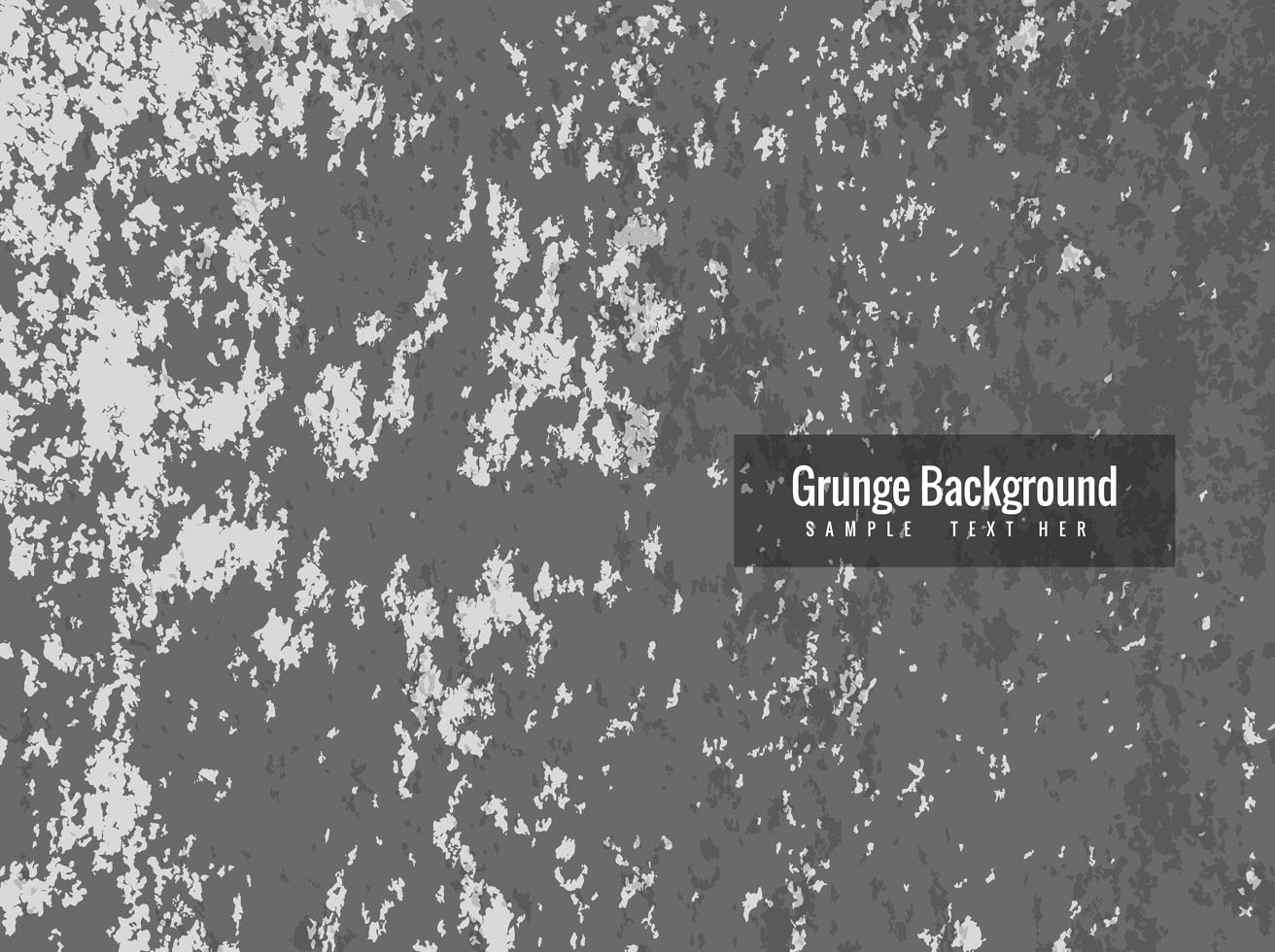 Free Vector Grunge Texture Background