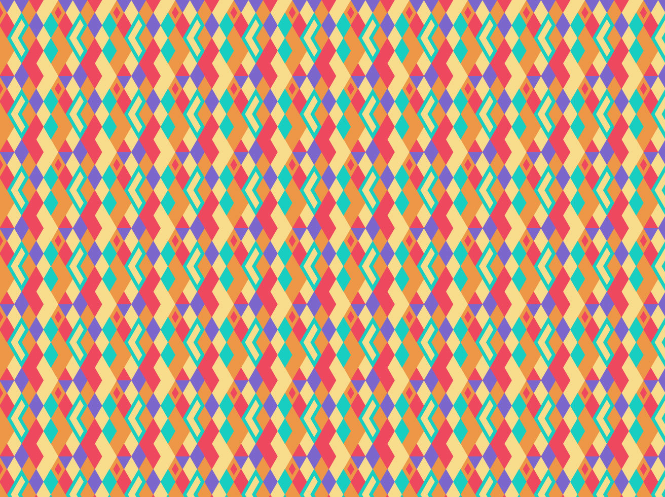 Free Rainbow Colored Background Vector