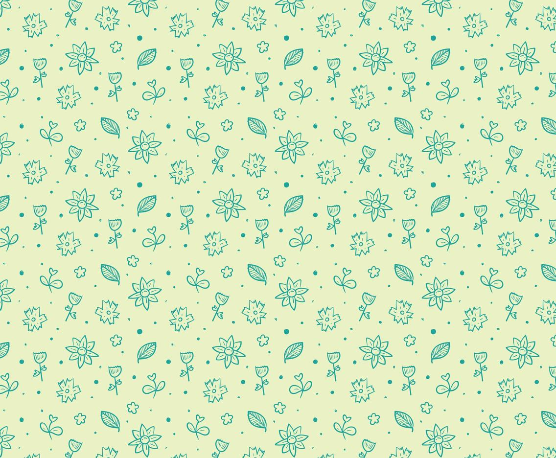 Free Floral Pattern #3