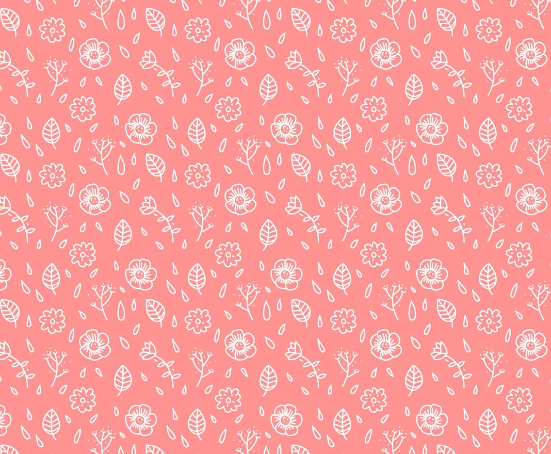 Free Floral Pattern #2