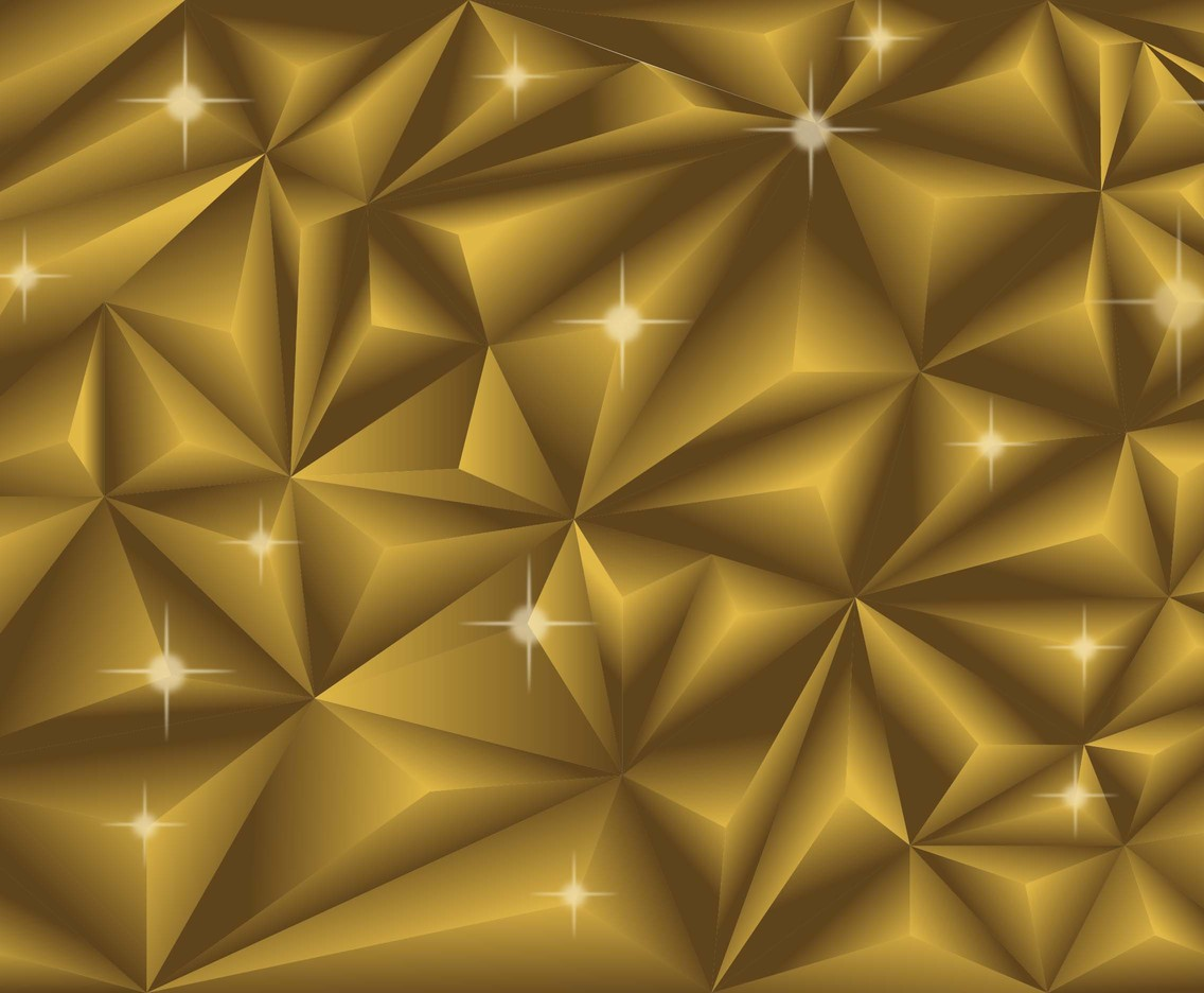 Free Gold Background Vector