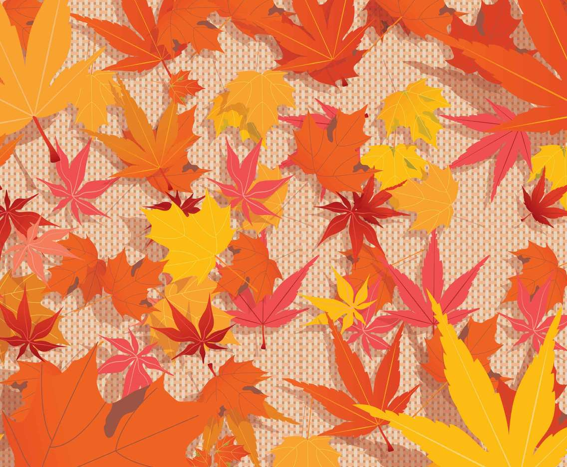 Fall Background 2 Vector