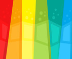 Free Rainbow Background #2