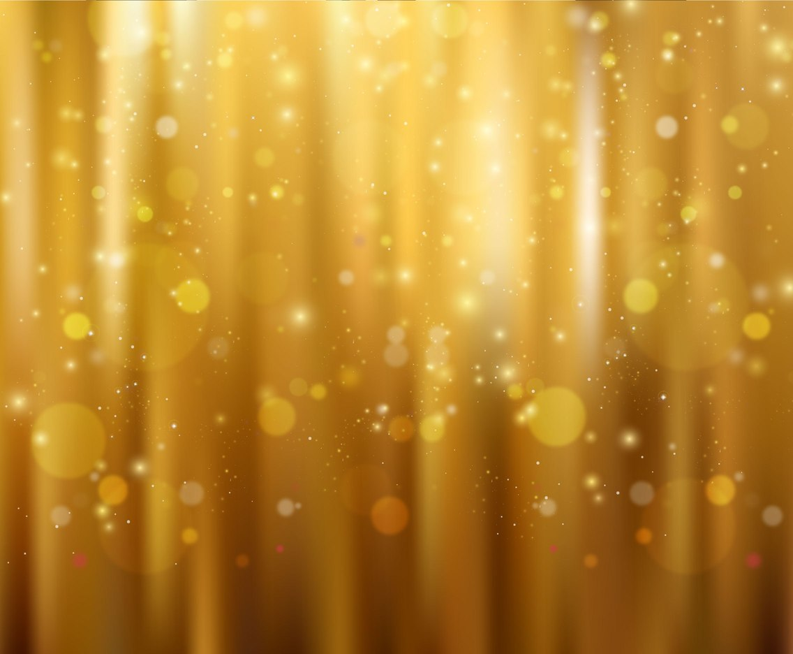 Free Vector Gold Background