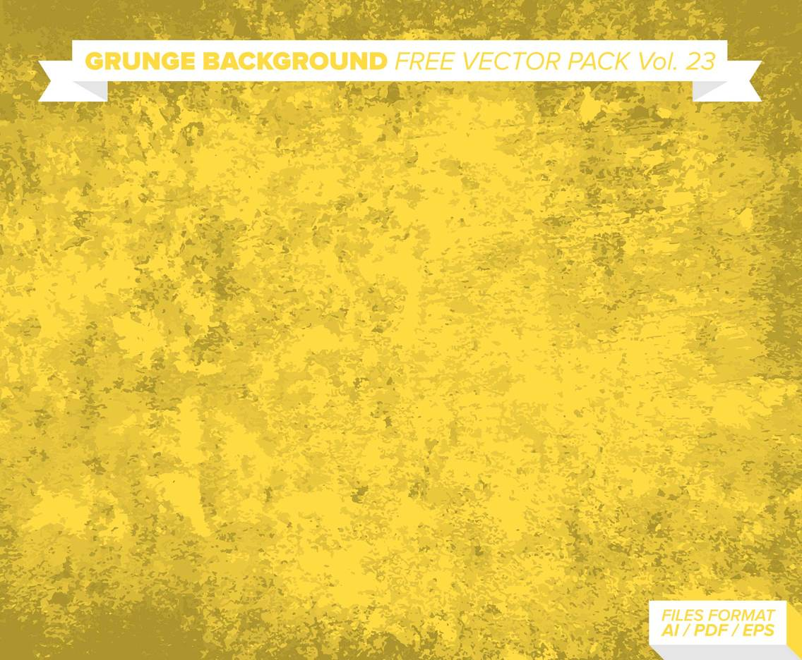 Grunge Background Free Vector Pack Vol. 23
