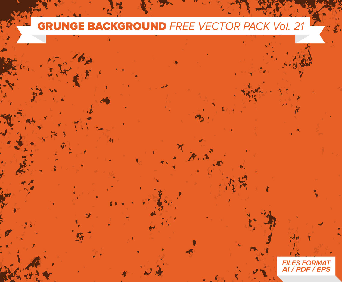 Grunge Background Free Vector Pack Vol. 21