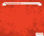 Grunge Background Free Vector Pack Vol. 20