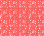 Free Pink Sparkles Vector #1
